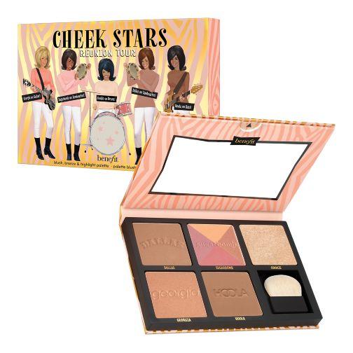 Benefit Cheek Stars Reunion Tour  Blush, bronze & highlight palette