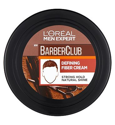 L'Oreal Men Expert Barber Club Hair Styling Clean Cut Fibre 75ml