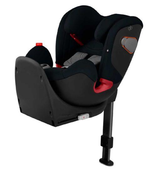 gb Convy-Fix 0+/1 Car Seat - Velvet Black