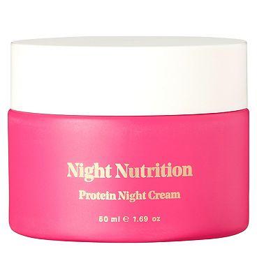 BYBI Night Nutrition Night Moisturiser Cream 50ml