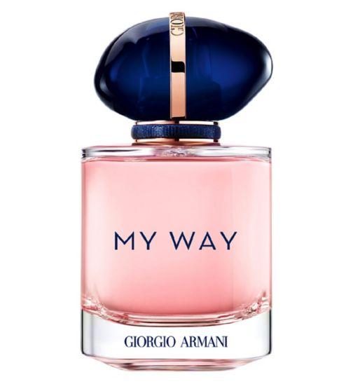 Giorgio Armani My Way Eau de Parfum 50ml Refillable
