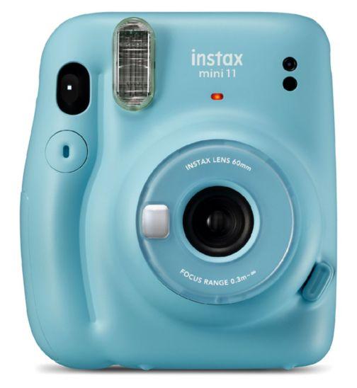 Fujifilm Instax Mini 11 camera blue