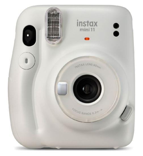 Fujifilm Instax Mini 11 camera white