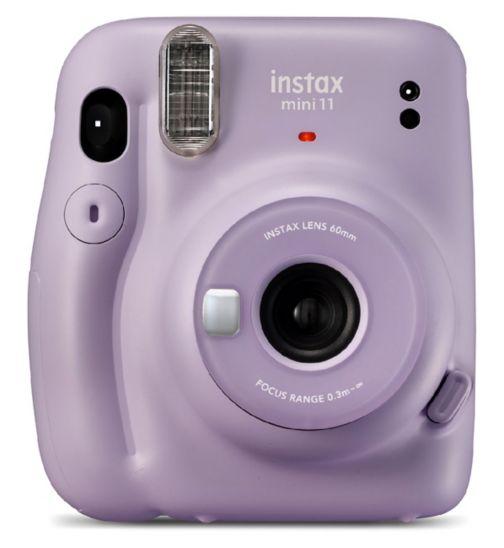 Fujifilm Instax Mini 11 camera purple