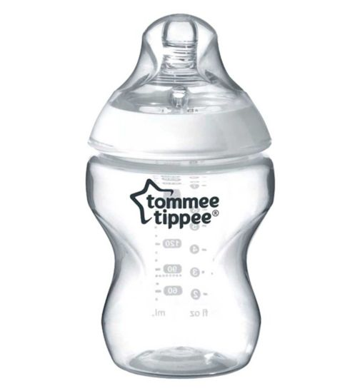 Tommee Tippee Closer to Nature Glass Bottle - 250ml