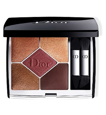 Image of DiDIOR Diorshow 5 Couleurs Couture Eyeshadow Palette 279 Denim