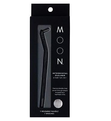 Moon Interdentals Starter Kit - 1 Handle + 7 Refills