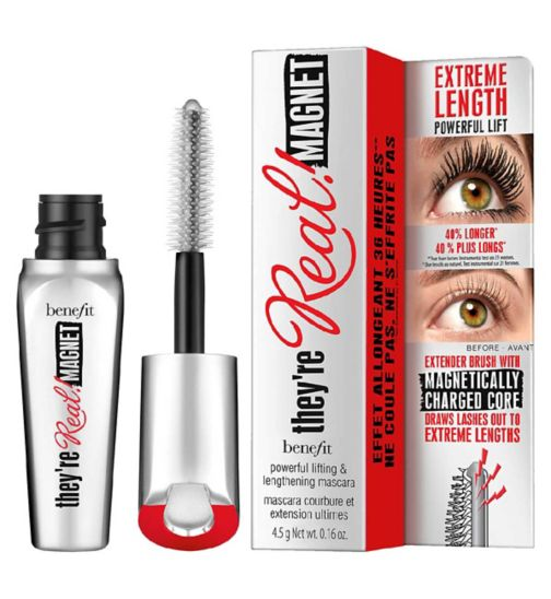 Benefit They're Real! Magnet Mascara - Mini