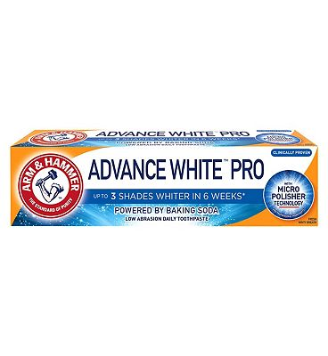 Arm and Hammer Advanced White Pro 75ml
