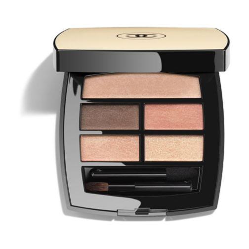 CHANEL Les Beiges Eyeshadow Palette Warm