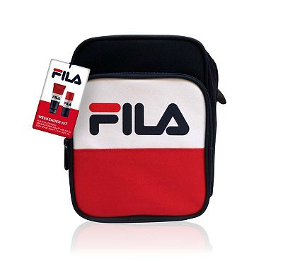 FILA Weekender Shoulder Bag Gift Set