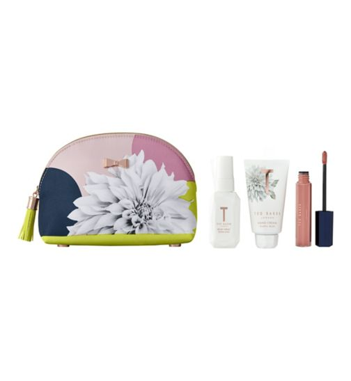 Ted Baker Pretty Blossom Gift Set Boots
