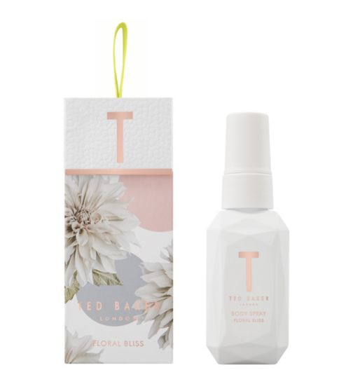 Ted Baker Pretty Little Bloom Floral Bliss Body Spray Gift Set