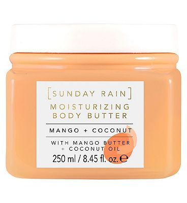 sunday rain mango & coconut body butter