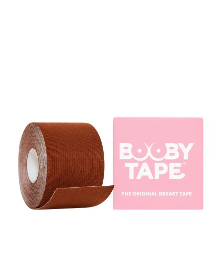 Booby Tape - Brown 5m Roll
