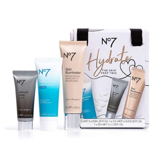 No7 Hydrate The Skin Prep Trio Gift Set