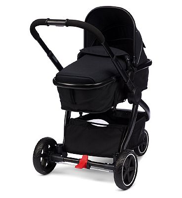 Mothercare Journey 3 Wheel Travel System