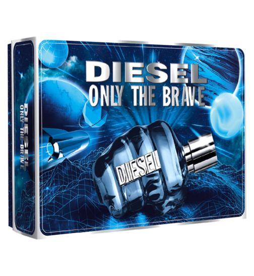 Diesel Only The Brave Eau De Toilette Gift Set