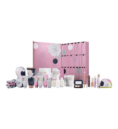 Ted Baker Ladies House of Blooms Advent Calendar Gift Set
