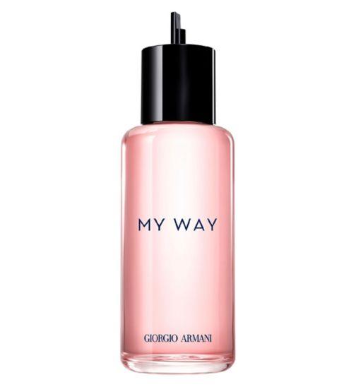 Giorgio Armani My Way Eco Refill Eau de Parfum 150ml