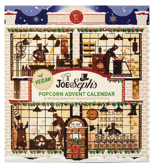 Joe & Seph's Gourmet Popcorn Vegan Advent Calendar 166g