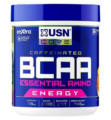 USN BCAA Essential Amino Energy Mango Orange - 400g