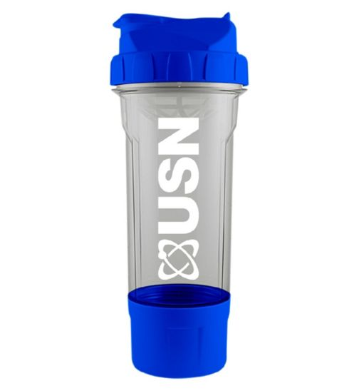 USN Tornado Protein Shaker Blue - 700ml