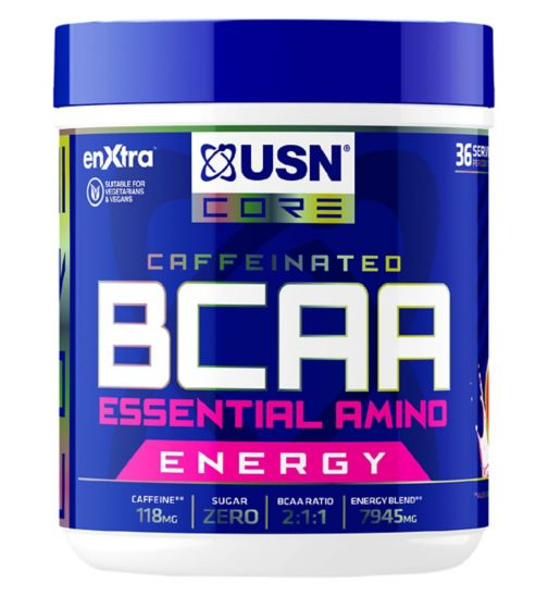 USN BCAA Essential Amino Energy Watermelon - 400g