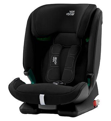 Britax Romer ADVANSAFIX M i-SIZE Car Seat - Cosmos Black