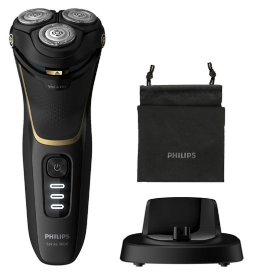 Philips Series 3000 Wet & Dry Electric Shaver S3333/54