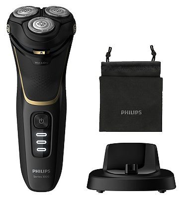 Image of Philips S3000 w&dry shaver S3333/54