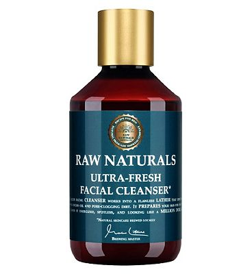 Raw Naturals Ultra Fresh Facial Cleanser 250ml