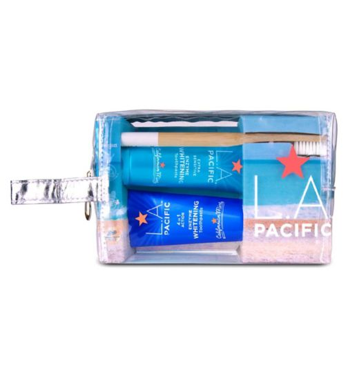 L.A. PACIFIC Star Value Christmas Oral Beauty Gift Set