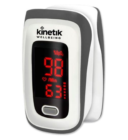 Kinetik Wellbeing Finger Pulse Oximeter
