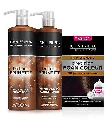 John Frieda Brunette Colour and Care