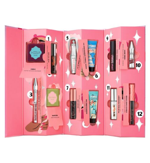 Benefit Shake Your Beauty Holiday Advent Calendar