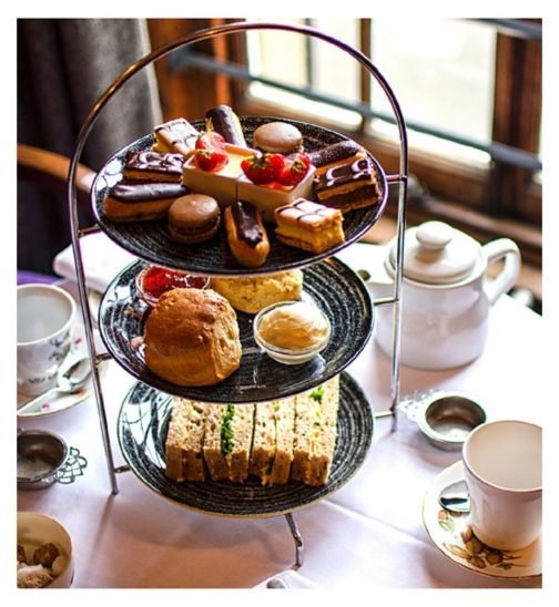 Activity Superstore Afternoon Tea for Two Gift Experience