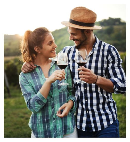 Activity Superstore Vineyard Tour & Tasting for Two Gift Experience