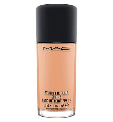 MAC Studio Fix Fluid SPF15 Foundation 30ml NC35