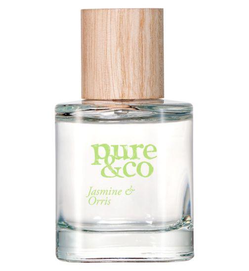 Pure & Co Jasmine and Orris eau de toilette 50ml