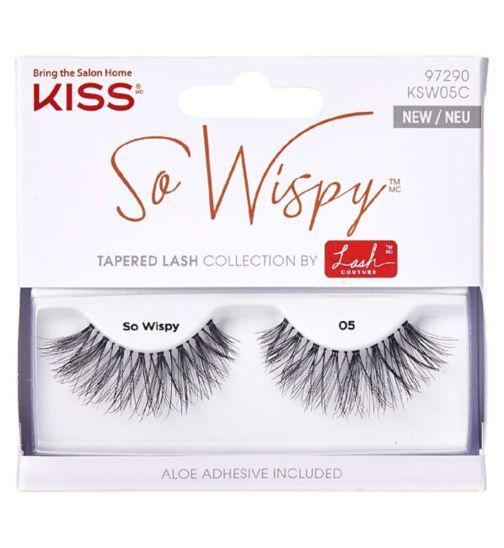 Kiss So Wispy lash singles 05 KSW05C