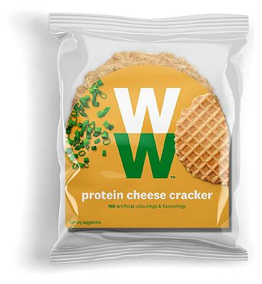 WW Protein Cheese Cracker - 18g