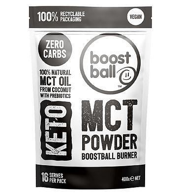 Boostball Burner MCT Powder - 400g