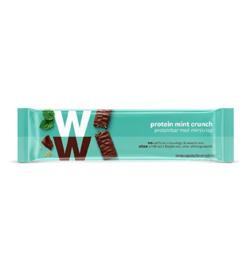 WW Protein Bar Mint Crunch 23g