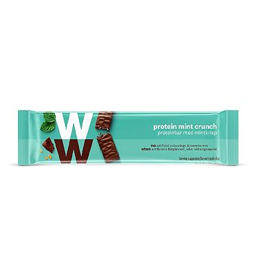WW Protein Bar Mint Crunch 23g