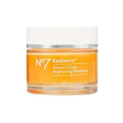 No7 Radiance+ Vitamin C Daily Brightening Moisturiser 50ml