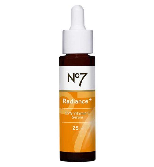 No7 Radiance+ 15% Vitamin C Serum