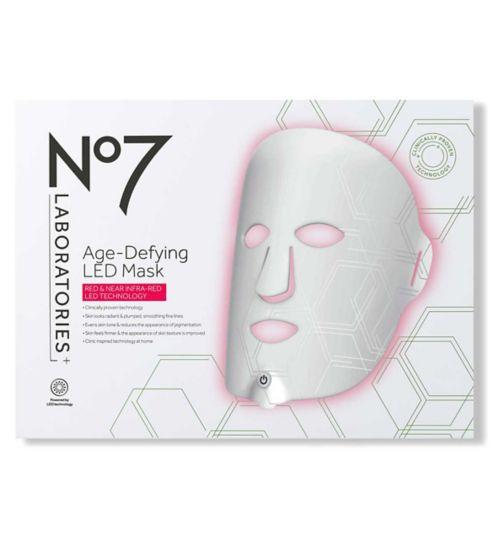 No7 LABORATORIES Age-Defying LED Mask