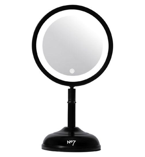 No7 Look Your Best Illuminating Mirror - Cordless