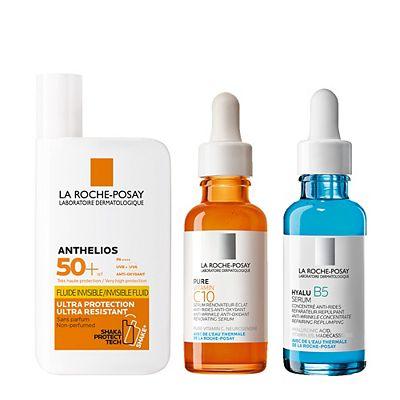 La Roche-Posay AM/PM Anti-Ageing Routine